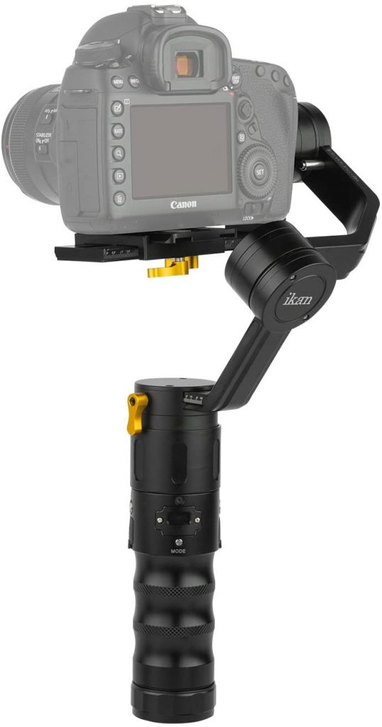 Best Gimbals for Sony A6400