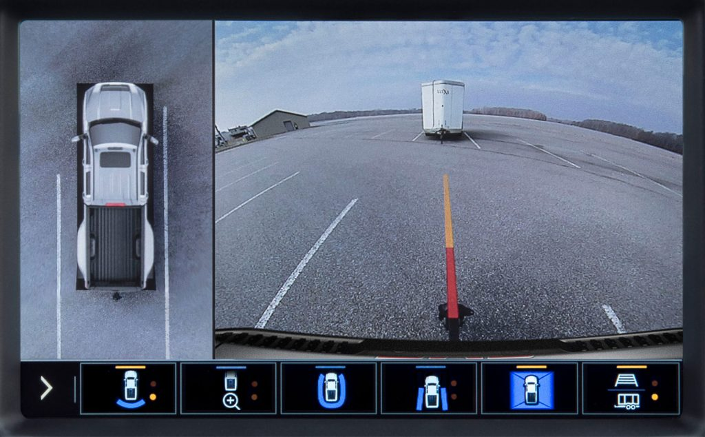 How Does Chevy Invisible Trailer Camera Work
