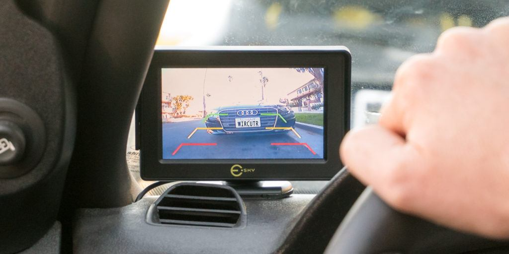 How Much Does it Cost to Install a Backup Camera in a Car?
